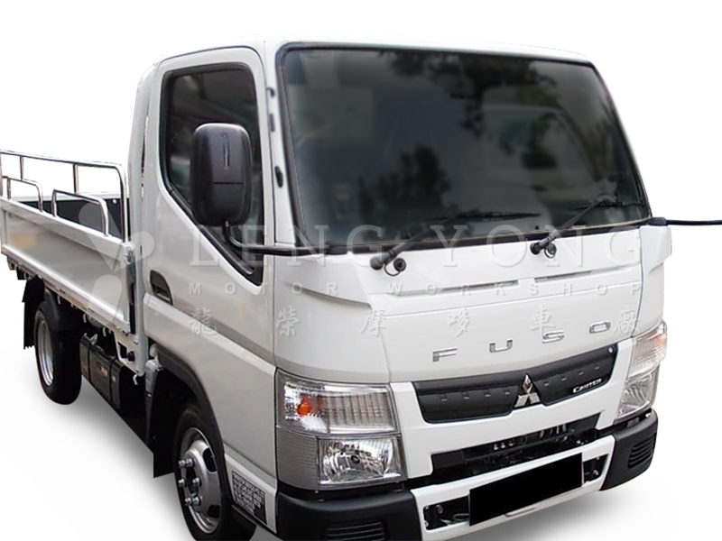 Mitsubishi Canter 10ft