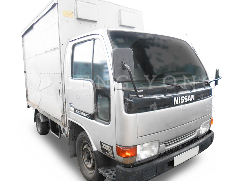 Nissan Cabstar - 10ft Box