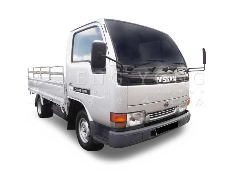 Nissan Cabstar - 10ft